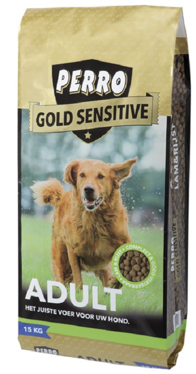 PERRO Gold Sensitive Adult